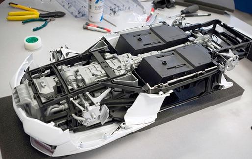 maquette voiture metal a monter 1 18 voitures. Black Bedroom Furniture Sets. Home Design Ideas